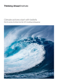 Climate beliefs cover