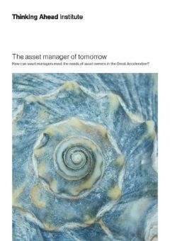 The Asset Manager of Tomorrow front cover