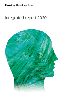 Integrated report front cover image